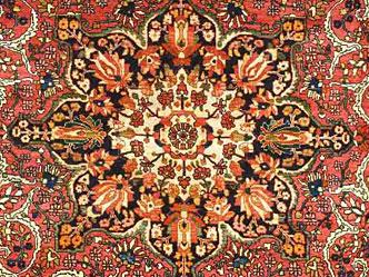 Persian: Floral