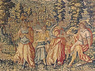 Horizontal Tapestries