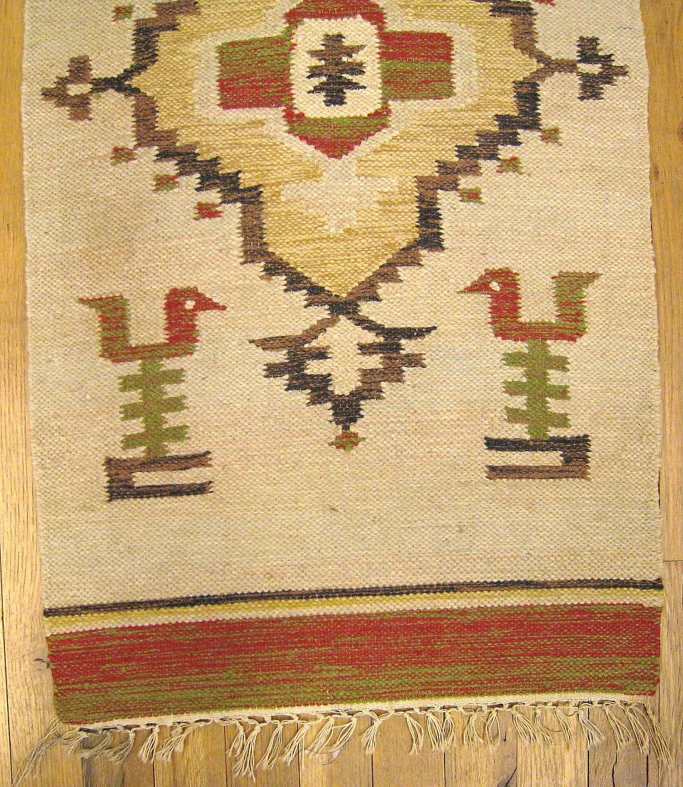 "Miscellaneous 3' 3"" X 1' 8"" Vintage American Navajo At"